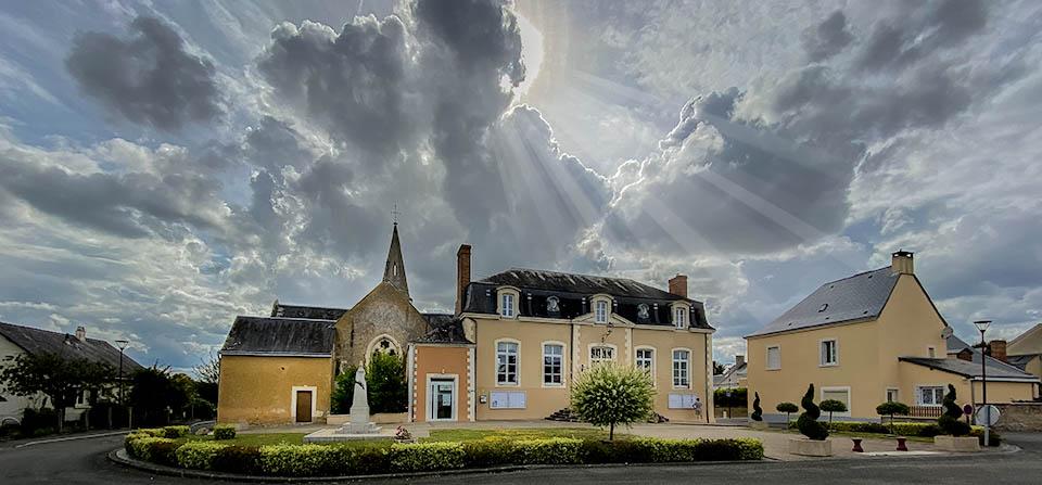 Mairie Saint Biez